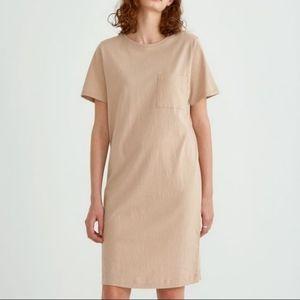 Frank & Oak Oversized T-shirt dress